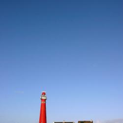 Vuurtoren, Schiermonnikoog.,Veerboot ,Lauwersoog.